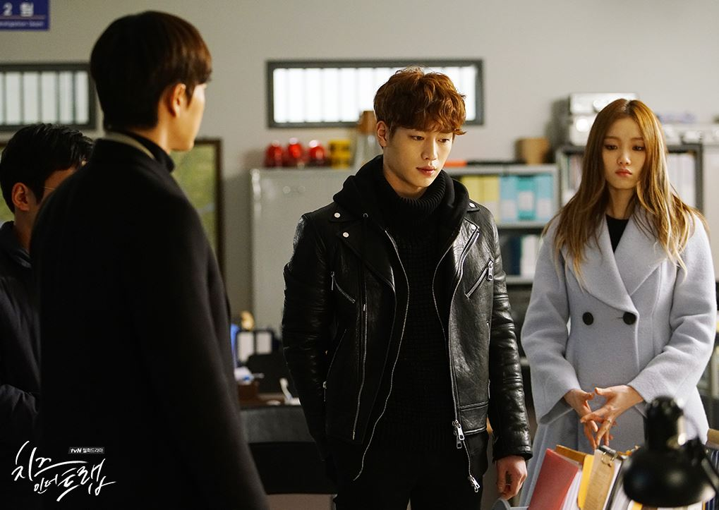 Seo Kang-joon - Image TvN - Cheese in the trap