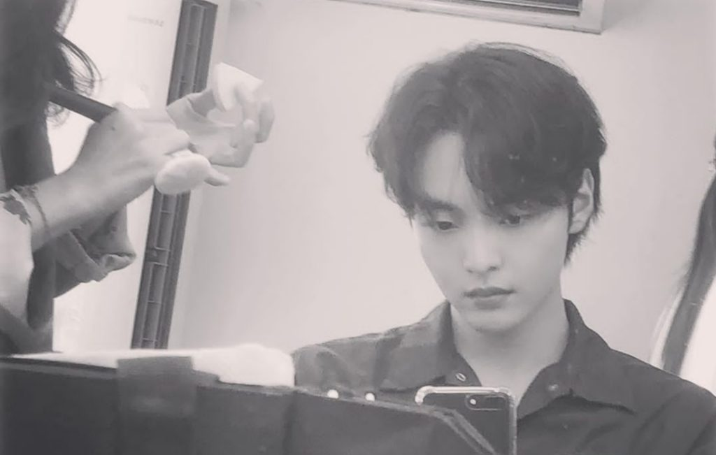 © Kim Min-jae Instagram @real.be