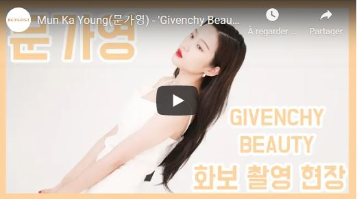 Keyeast 2020 Givenchy beauty