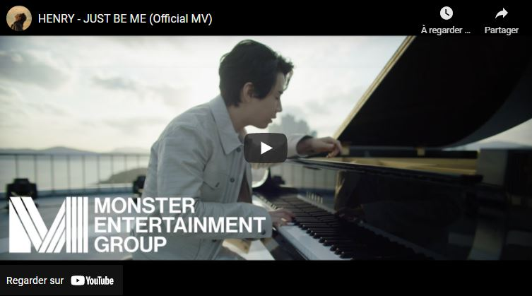 Henry Lau - Just be me